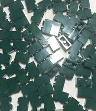LEGO® 100x Stein Brick 1x2 Dark Green Dunkelgrün Nr. 3004 NEU