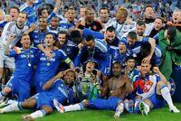 Chelsea FC Champions League European Cup Winners 2012 Photograph Picture Print