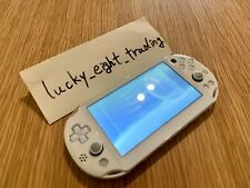 PS Vita White PCH 2000 ZA12 Console only USED Wi Fi Sony PlayStation from Japan