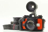 [MINT] Nikon Nikonos V Underwater Camera Strap Lens 20mm f/2.8 35mm f/2.5 JAPAN