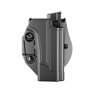 Orpaz Sig P320 Holster Compatible w/ Sig Sauer P320, Level II OWB Paddle Holster