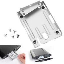 BL_ Metal Hard Disk Drive HDD Mounting Bracket Holder Screws Kit for Sony PS3 Sl