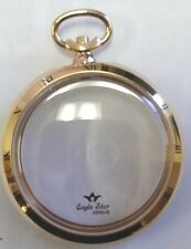Eaglestar Skeleton pocket watch case for UT-6497-6498