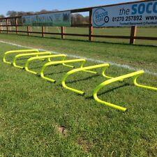 "Set of 6 Agility Hurdles 6"" - Football Speed & Agility Training"