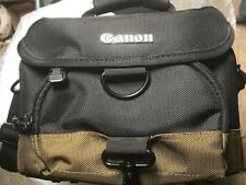 Canon Camera & Kit Bag