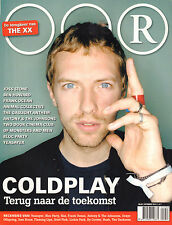 MAGAZINE OOR 2012 nr. 08 - COLDPLAY/THE XX/ANTONY/ANIMAL COLLECTIVE