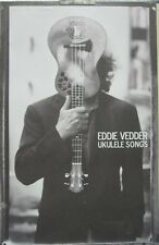 EDDIE VEDDER 2011 UKULELE SONGS 2 SIDED POSTER ~NEW old stock~PEARL JAM~!