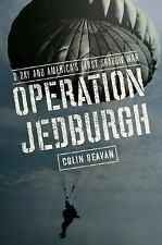 OSS Operation Jedburgh espionage intelligence D-Day WWII military history Allies
