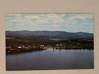 Vintage Postcard - Vermont - Lake Caspian Greensboro North VT Unposted #851