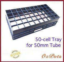 50-Cell Tray for 50mm Garden Tube / Pots - Plant Propagation, Seedling, Cuttings