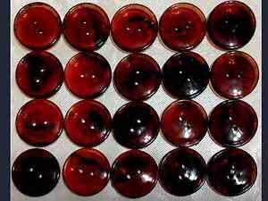 New 15mm/20mm/25mm Brown Buttons-Coat/Blazer/Jacket-Art&Crafts-Scrapbooking