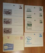 Z 421 - Belgie - Carte postale  - 8 verschillende pub kaarten I