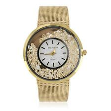 Luxury Fashion Women's Casio Sub-brand Stainless Steel Quartz Analog Wrist Watch