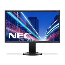 NEC MultiSync E223W 22 pouces écran LED - 1680 x 1050, 5ms Réponse, DVI
