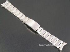 STAINLESS STEEL OYSTER RIVET BRACELET FOR VINTAGE ROLEX SUBMARINER 20mm WATCH