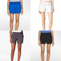 Calvin Klein Performance Active Commuter Shorts Solid Color