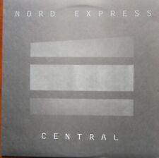 POSTER VINTAGE NORD EXPRESS TRAIN RAILROAD CARTA FOTOGRAFICA 35x50 50x70 70x100