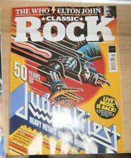 Classic Rock magazine #291 2021 50 Years of Judas Priest Heavy Metal unsung hero