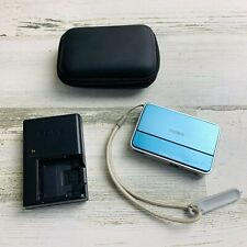 Sony Cyber-shot DSC-T2 8.1 MP Digital Camera With Battery, Charger And Case Used