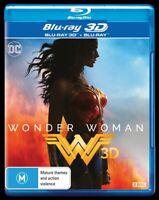 Wonder Woman : NEW 3D + 2D Blu-Ray