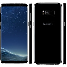 Samsung Galaxy S8 dual Sim 64GB Sm-g950fd Midnight Black