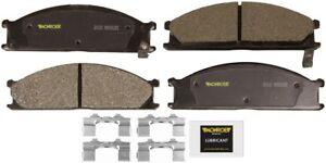 Disc Brake Pad Set-RWD Front Monroe DX333