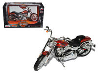 2014 Harley Davidson CVO Breakout Motorcycle 1:12 Scale Model - Maisto - 32327 *