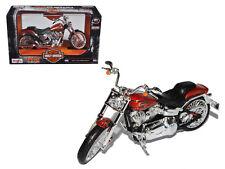 2014 Harley Davidson CVO Breakout Motorcycle 1:12 Scale Model Maisto - 32327 *