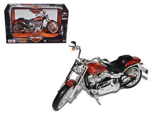 2014 Harley Davidson CVO Breakout Motorcycle 1:12 Scale Model - Maisto 32327 *