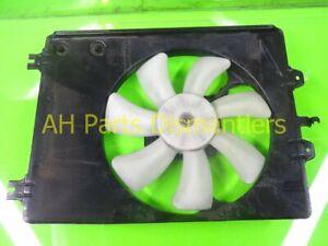 07 08 09 Acura Mdx Ac Condenser Cooling Fan Motor & Shroud 38615-Rye-A01