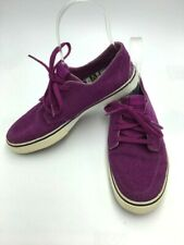 Nike Braata LR Premium Womens 7 Berry Purple Wool Sneakers Shoes Classic 6.0