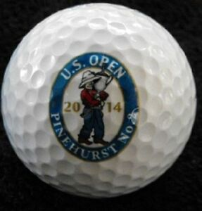 (3-Ball Gift Pack) Titleist Pro V1 Mint (2014 U.S Open Pinehurst LOGO Golf Balls