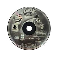 Crash Bandicoot: Warped (Sony Playstation 1 PS1) Disc Only
