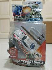 Takara Transformers United UN-08 Autobot Drift (BIB)