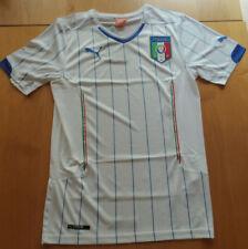 Fußball Trikot Nationalmannschaft ITALIEN ITALIA weiß PUMA Gr. S  Forza Azzurri