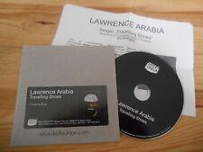 CD Indie Lantern On The Lake - Travelling Shoes (1 Song) Promo BELLA U cb Pressk