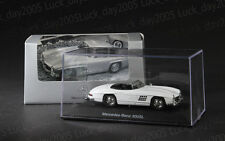 Mercedes-Benz 300SL Roadster White Color 1/43 Diecast Model