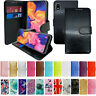 Case For Samsung Galaxy A10 A21S A41 A51 A71 Genuine Leather Wallet Phone Cover