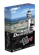 "NEW Techno Brain Tokyo dream gateway ""I am air traffic controller 3"" PC Game F/S"