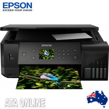 Epson EcoTank Expression ET-7700  Wi-Fi Multifunction Refillable Ink Printer