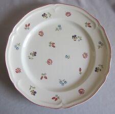 """Dinner Plate Villeroy & Boch Petite Fleur Pattern 10 1/2"""""""