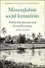 Minangkabau Social Formations: Indonesian Peasants and the World-Economy (Cambri