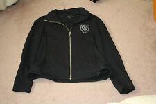 New Black Noel Asmar Equestrian Jacket - Large
