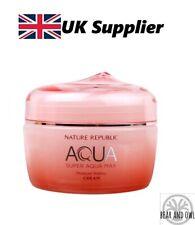 Super Aqua Max Moisture Watery Cream by Nature Republic [UK Supplier]