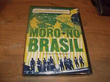 Moro No Brasil A Film by Mika Kaurismaki (DVD, 2006) Musical Road Trip NEW