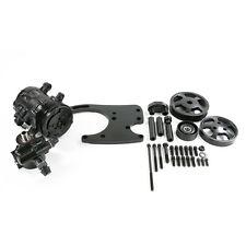 Ford Coyote 5.0L Hydraulic Power Steering Conversion Swap Kit Black Type Ii Pump