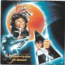Clockwork Orange Vintage Sticker / Decal, Cult Film, Ultra Violence, Droogs, 70s