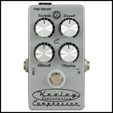 Keeley Electronics C4 4-Knob Compressor Guitar Effects Pedal