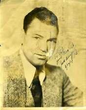 Jack Dempsey Jsa Coa Autograph Vintage 8x10 Photo Authentic Signed