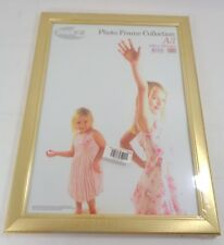 INOV8 Photo Frame Collection A3 (420 mm x 297 mm) Golden Frame